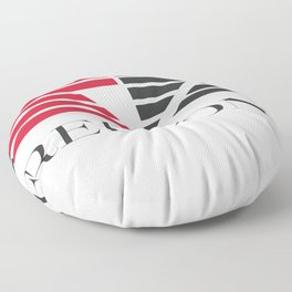 Redzone Music Floor Pillow