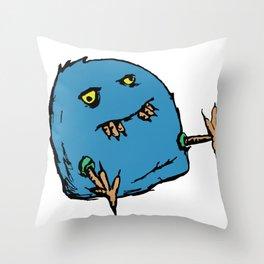 Peets Throw Pillow