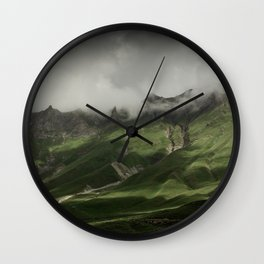 Greenscape Wall Clock