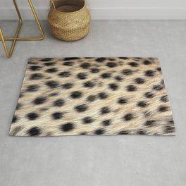 Cheetah Pattern Style Rug