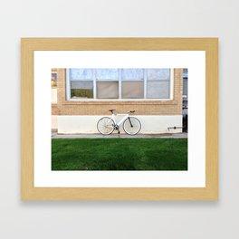 Leader 725 Framed Art Print