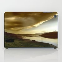 norway iPad Cases featuring Norway by Sushibird