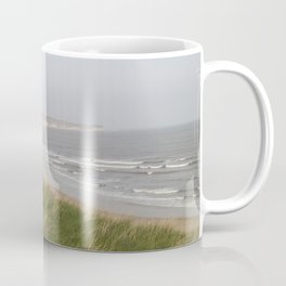 Sea View from the Breezy Cliffs Coffee Mug