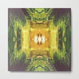Enter The Jungle (2) Metal Print