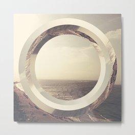 l'oceà (iPhone Created) Metal Print