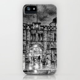 The Stonebow, Lincoln iPhone Case
