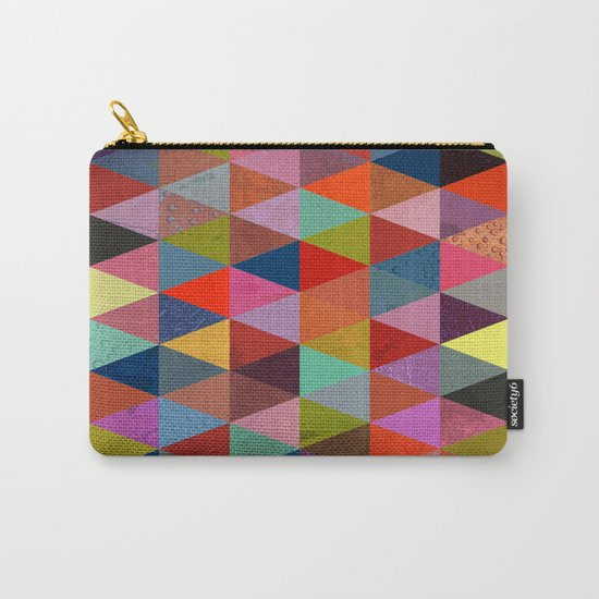 Abstract #287 Carry-All Pouch