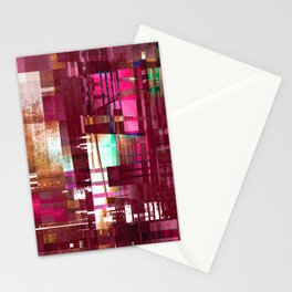 running out 5a 1b Stationery Cards