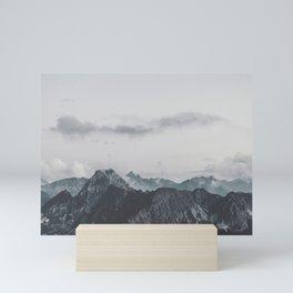Calm - landscape photography Mini Art Print