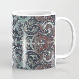 ornamental etching Coffee Mug