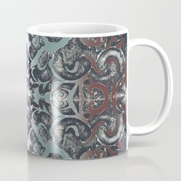 ornamental etching Coffee Mug