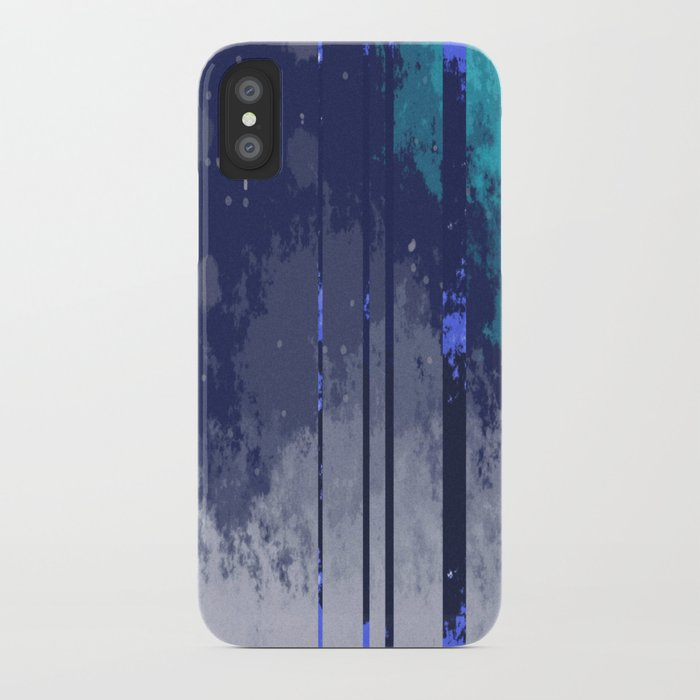 Winterspace iPhone Case