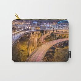 Seattle Overpass Carry-All Pouch