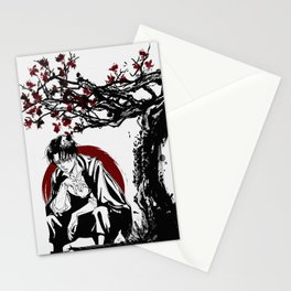 Levi Ackerman Stationery Cards