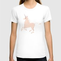 the last unicorn T-shirts featuring The Last Unicorn by Citron Vert