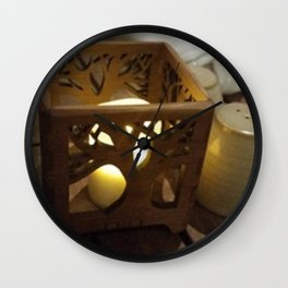 Center piece Wall Clock