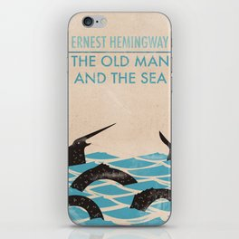The Old Man and the Sea iPhone Skin