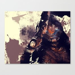 Cayde the wildcard Canvas Print