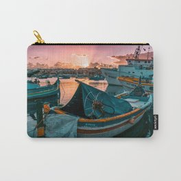 Malta #society6 #decor #buyart Carry-All Pouch