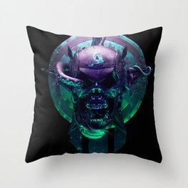 Hail Hydra 5 Throw Pillow