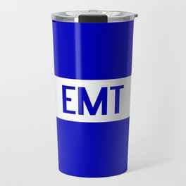 EMT: The Thin White Line Travel Mug