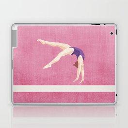 SUMMER GAMES / artistic gymnastics Laptop & iPad Skin