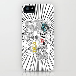 let's TACO bout LOVE baby iPhone Case
