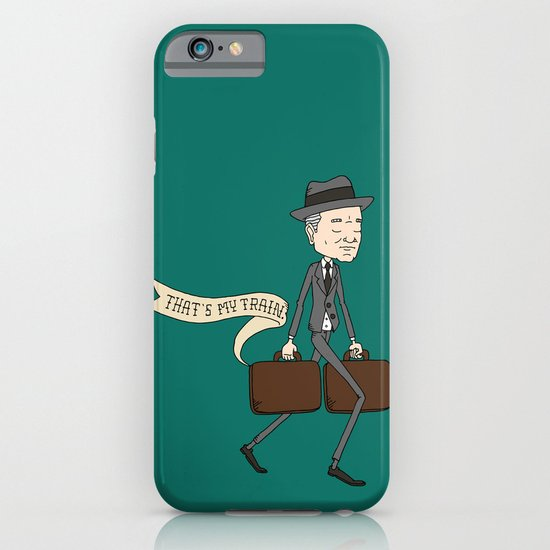 The Businessman iPhone & iPod Case
