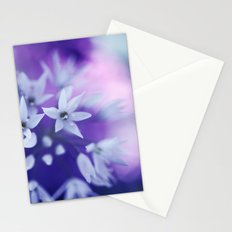 Dusky Violet Stationery Cards