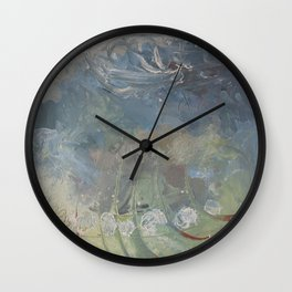Vessel 2 Wall Clock