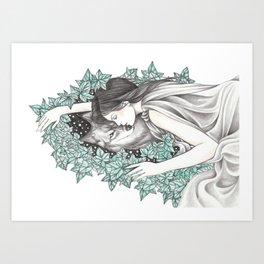 WolfSpirit Art Print