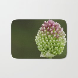 Drumstick Allium Bath Mat