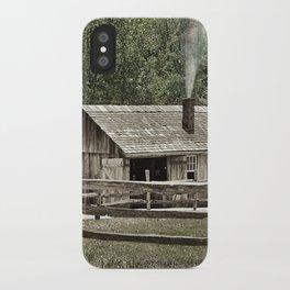 The Blacksmith Shop iPhone Case
