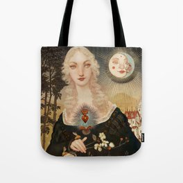 Fairytales and Tattoos  Tote Bag