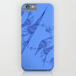 Fractal 85 iPhone Case