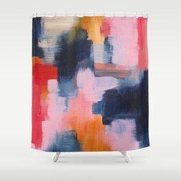Improvisation 66 Shower Curtain