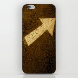 This way iPhone Skin