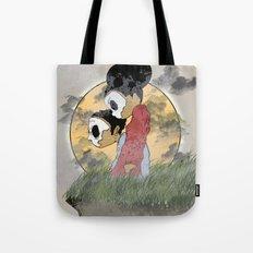 skull kids Tote Bag
