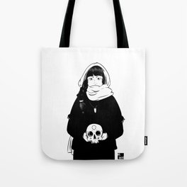 Necromancer Tote Bag