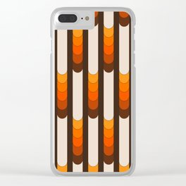 Golden Cue Clear iPhone Case