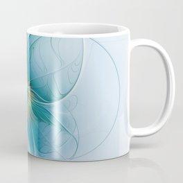 The little Beauty, Abstract Fractal Art Coffee Mug