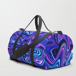 Blueberry Duffle Bag
