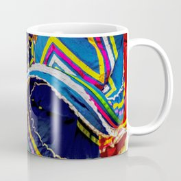 Mexican Independence Day Celebrated with Folklorico Dancers Coffee Mug