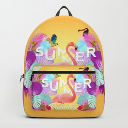 Summer Paradise Backpack