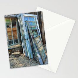 Devoted Destitution- horizontal Stationery Cards