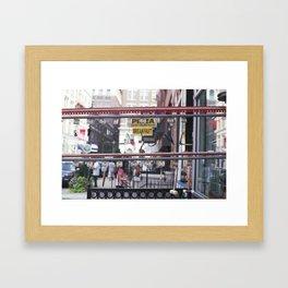 jewelers tools Framed Art Print