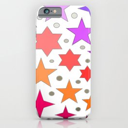 Little Stars iPhone Case