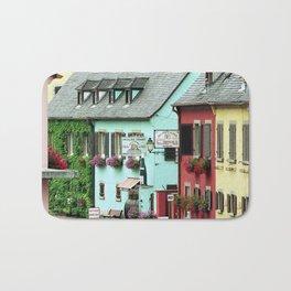 Pastel Town : Alsace Bath Mat