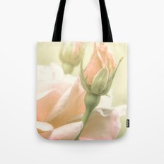 Gentle Roses Tote Bag