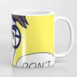 Pop W Coffee Mug